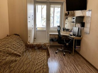 Квартира, 2 комнаты, 4